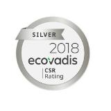 City One, EvoVadis Silver medal